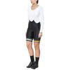 Bioracer Van Vlaanderen Pro Race - Culotte con tirantes Mujer - negro
